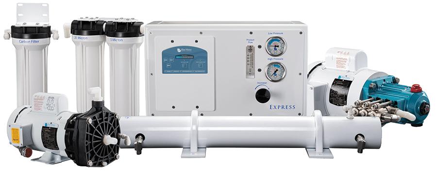 Express Series Blue Water Desalination