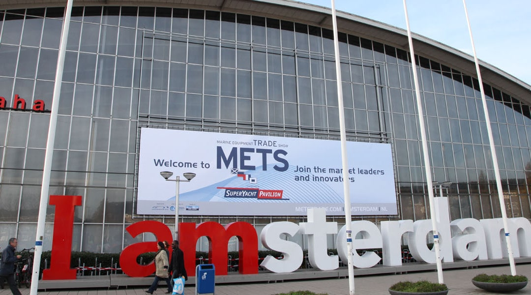 Meet Our Team in Amsterdam for METS 2017