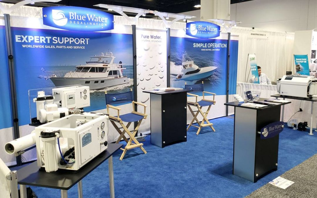 Blue Water Desalination Unveils New All-in-One Watermaker System