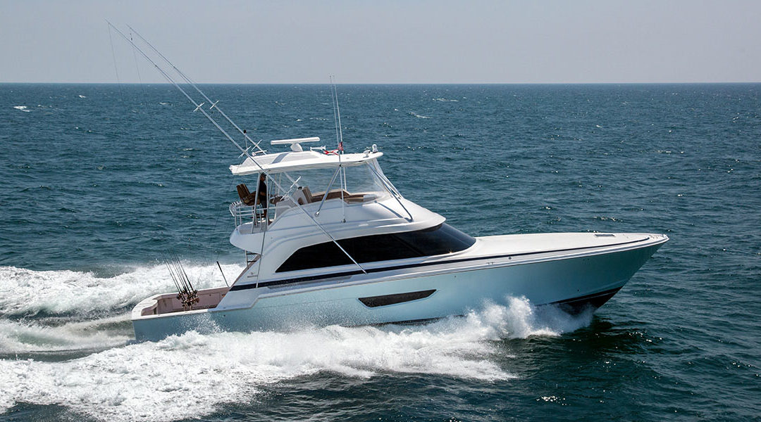 Next Level Watermakers for a New Luxury Sportfish Model